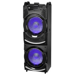 Image of Casse acustiche XFEST -4500 DJ - Altoparlante da eventi - 500W - Nero