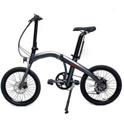 """Bicicletta LEXGO - SF20 20"""" 25 Km/h Grigio"""