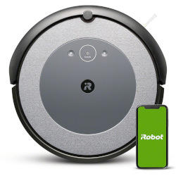 Robot aspirapolvere IRobot - Roomba i3 Autonomia 75 minuti