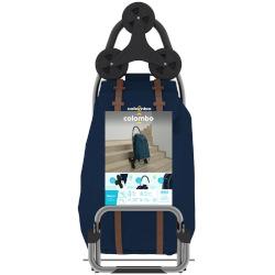 Image of Trolley spesa Dakar 3 Blu