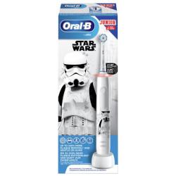 Spazzolino elettrico Braun - Oral-B Pro 3000 Star Wars Ricaricabile 2 Modalità spazzolamento