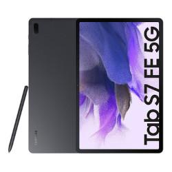 Tablet Samsung - Galaxy Tab S7 FE 12.4'' 5G 64GB Nero