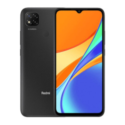 Image of Smartphone Redmi 9C Nero 128 GB Dual Sim Fotocamera 13 MP