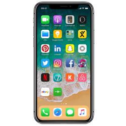 Smartphone Apple - Apple iphone x 256gb space gray