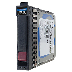 "Disque dur interne HPE Mixed Use - Disque SSD - 400 Go - échangeable à chaud - 2.5"" SFF - SAS 12Gb/s - pour Modular Smart Array 1040, 2040, 2040 10Gb"