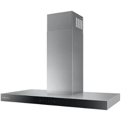 Cappa Samsung - NK36M5070BS A parete 90 cm 668 m3/h Acciaio inox/vetro nero