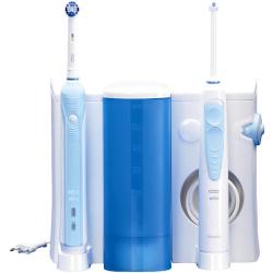 Spazzolino con idropulsore Braun - Oral-B Pro 700 + Idropulsore Waterjet Ricaricabile 1 Modalità spazzolamento