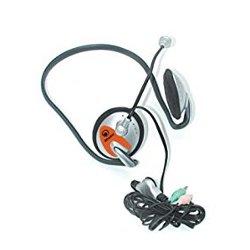 Cuffie con microfono Atlantis Land - Stereo headphone