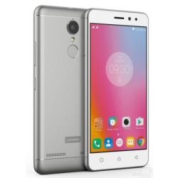 Smartphone Lenovo - K6 Note Silver