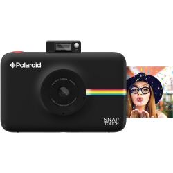 Fotocamera analogica Polaroid - Snap Touch Black