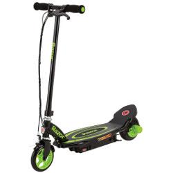 Monopattino Razor - Power Core E90 - per ragazzi 8+ anni - Nero e Verde