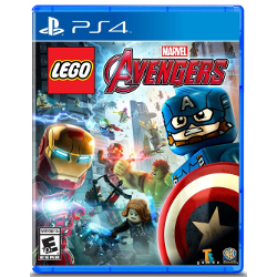 Videogioco Warner bros - LEGO Marvel's Avengers PS4