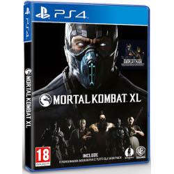 Videogioco Warner bros - MORTAL KOMBAT XL PS4