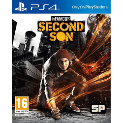 Videogioco Sony - inFAMOUS Second Son PS4