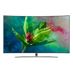 "TV QLED Samsung - QE65Q8CNAT 65 "" 4K UHD (2160p) Smart Curvo"