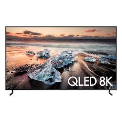 "TV QLED Samsung - QE85Q900RAT 85 "" 8K Smart Flat"