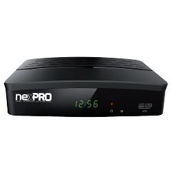 Image of Decoder Nexpro 3000HD Ethernet Terrestre Full HD Nero