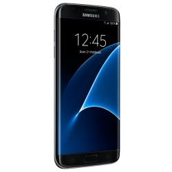 "Smartphone Samsung Galaxy S7 edge - SM-G935F - smartphone - 4G LTE - 32 Go - microSDXC slot - GSM - 5.5"" - 2560 x 1440 pixels (534 ppi) - Super AMOLED - 12 MP (caméra avant de 5 mégapixels) - Android - onyx noir"