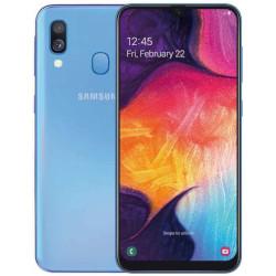 7af94a9078f Galaxy A40 Blue 64 GB Dual Sim Fotocamera 16 MP - Smartphone Samsung ...
