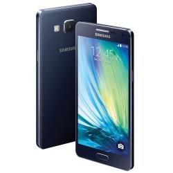 """Smartphone Samsung Galaxy A5 (2016) - SM-A510F - smartphone - 4G LTE - 16 Go - microSDXC slot - GSM - 5.2"""" - 1 920 x 1 080 pixels - Super AMOLED - 13 MP (caméra avant de 5 mégapixels) - Android - TIM - noir"""