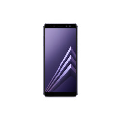 Smartphone Samsung - Galaxy A8 Dual Sim Orchid Gray