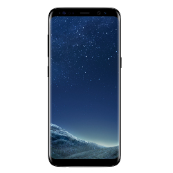 Smartphone Samsung - Galaxy S8+ Midnight Black