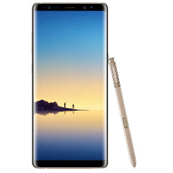 Smartphone Samsung - Galaxy Note 8 Gold
