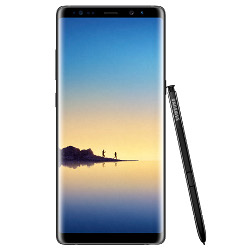 Smartphone Samsung - Galaxy Note 8 Black