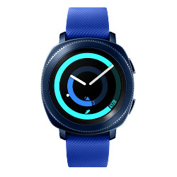 Sportwatch Samsung - Gear sport blue