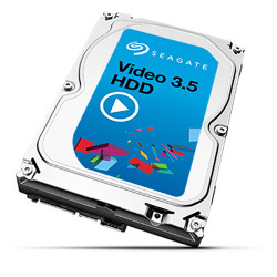 Hard disk interno Seagate - Seagate video 3.5 hdd st500vm000 -