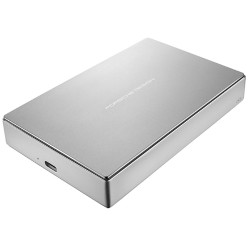 Hard disk esterno LaCie - Design mobile drive - apple style packaging - hdd - 5 tb stfd5000400