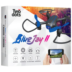 Drone Two Dots - BlueJay 2