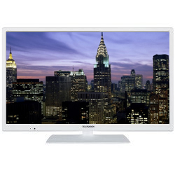 TV LED TELEFUNKEN - TE 24472 S27 YXFW Full HD Bianco