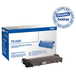 Toner Brother - Nero - originale - cartuccia toner tn2320