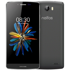 Smartphone TP-LINK Neffos - C5 4G LTE Dark Grey