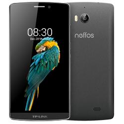 Smartphone TP-LINK Neffos - C5 MAX 4G LTE DARK GREY