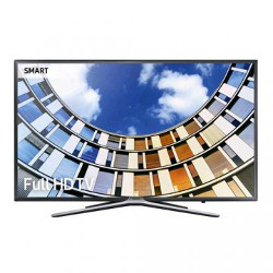 "TV LED Samsung UE32M5500AK - Classe 32"" - 5 Series TV LED - Smart TV - 1080p (Full HD) - Micro Dimming Pro - Titane foncé"