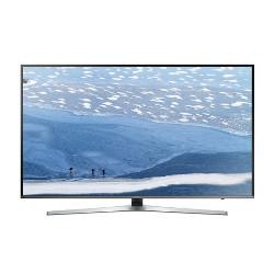 """TV LED Samsung UE55KU6470U - Classe 55"""" - 6 Series TV LED - Smart TV - Tizen OS - 4K UHD (2160p) 3840 x 2160 - HDR - UHD dimming - argenté(e)"""