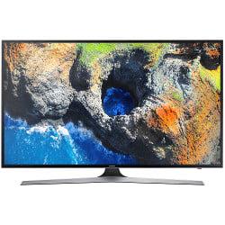 "TV LED Samsung UE55MU6100K - Classe 55"" - 6 Series TV LED - Smart TV - 4K UHD (2160p) - HDR - UHD dimming - noir"