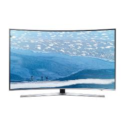 """TV LED Samsung UE78KU6500U - Classe 78"""" - 6 Series incurvé TV LED - Smart TV - 4K UHD (2160p) - HDR - UHD dimming - argenté(e)"""