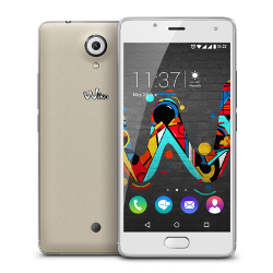 Smartphone Wiko - U Feel White 16 GB Dual Sim Fotocamera 13 MP