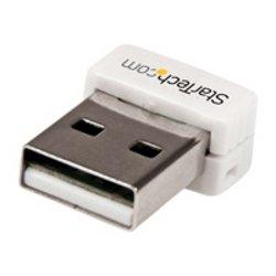Adattatore bluetooth Startech - Startech.com adattatore di rete wireless n mini usb 150 mbps usb150wn1x1w