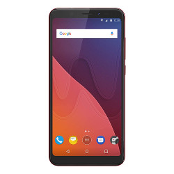 Smartphone Wiko - View Red