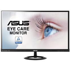 """Écran LED ASUS VX279Q - Écran LED - 27"""" (27"""" visualisable) - 1920 x 1080 Full HD (1080p) - AH-IPS - 250 cd/m² - 5 ms - HDMI, VGA, DisplayPort - haut-parleurs - noir"""