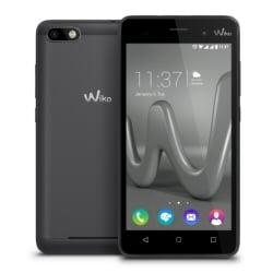 """Smartphone Wiko LENNY 3 - Smartphone - double SIM - 3G - 16 Go - microSDXC slot - GSM - 5"""" - 1 280 x 720 pixels (294 ppi) - IPS - 8 MP (caméra avant de 5 mégapixels) - Android - gris"""