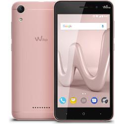 Smartphone Wiko - Lenny 4 Rose Gold 16 GB Single Sim Fotocamera 8 MP