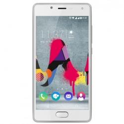 "Smartphone Wiko U FEEL LITE - Smartphone - double SIM - 4G LTE - 16 Go - microSDXC slot - GSM - 5"" - 1 280 x 720 pixels (294 ppi) - IPS - 8 MP (caméra avant de 5 mégapixels) - Android - or rose"