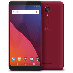 Smartphone Wiko - View 4G Red