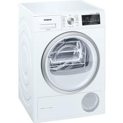 Asciugatrice Siemens - WT47W469II iQ500 iSensoric Classe A++ 9 Kg Profondità 59.9 cm Pompa di calore