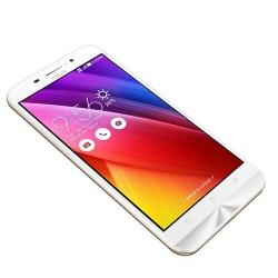"Smartphone ASUS ZenFone Max (ZC550KL) - Smartphone - double SIM - 4G LTE - 16 Go - microSDXC slot - TD-SCDMA / UMTS / GSM - 5.5"" - 1 280 x 720 pixels - IPS - 13 MP (caméra avant de 5 mégapixels) - Android - blanc"